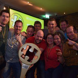 Team 71% winnaar vierde editie De Hôrster Kwis!